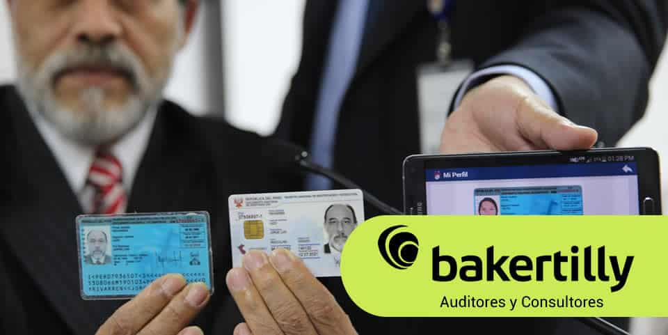 DNI podrá ser usado como tarjeta de débito virtual por peruanos adultos