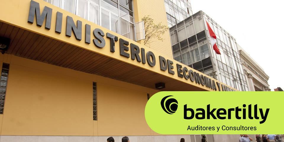 Procedimiento para notificación electrónica de actos del Tribunal Fiscal fue aprobada por el Ministerio de Economía y Finanzas