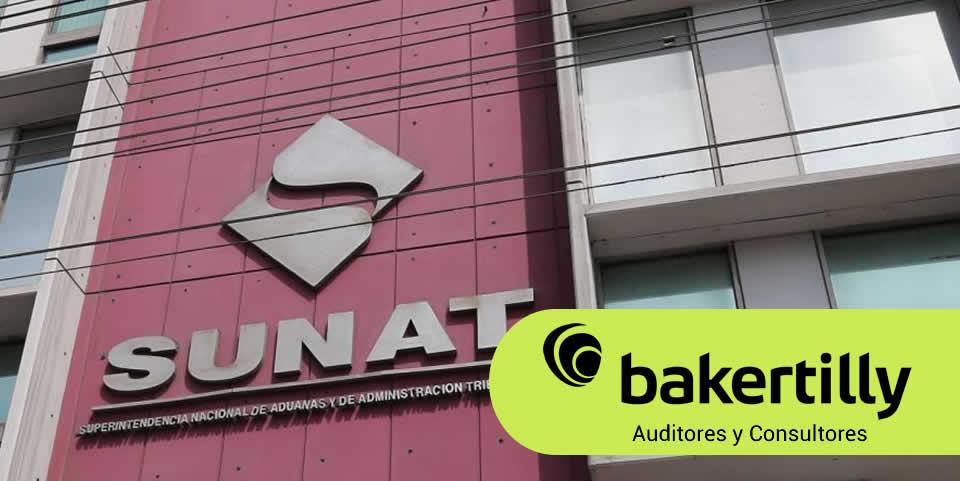 Sunat multinacionales deben presentar declaración jurada hasta el 29 de enero